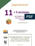 11+5 secundaria 2012-13