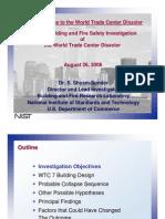 NIST WTC7 Tech Briefing