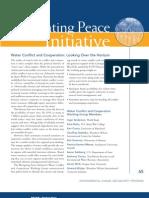 Navigating Peace Initiative
