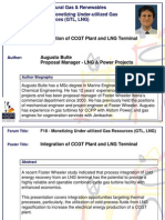 Integration of CCGT Plant and LNG Terminal