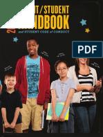 2012-2013 Parent Student Handbook