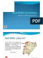 Red WAN Corrientes