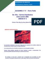 Construcciones 3 - Unidad 2 - Servicio Contra Incendio