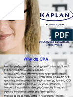 12 Kaplan India Site Cpa Review