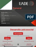 Psicología General - Erikson Parte 2