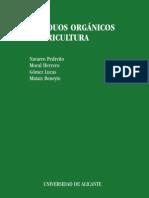 Navarro Pedreño y otros - Residuos Orgánicos y Agricultura