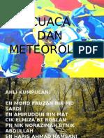 CUACA & METEOROLOGI