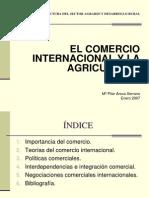Comercio Internacional y Agricultura (1)