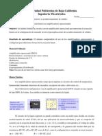 Práctica Amp Op Ecu Lineal