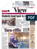 The Belleville View front page 09/06/2012