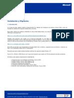CAPITULO-2 Instalacion y Migracion Windows 2003 Server