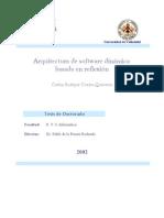 Arquitectura de Software Dinamica Basada en Reflexion 0
