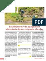LRA-140-Los Desastres y La Inseguridad Alimentaria Siguen Castigando a La Selva