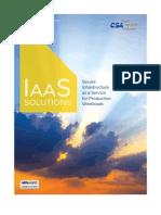 IaaS Solution Brochure
