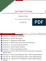 DSP Laboratory Guide 20feb2012