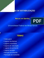 Lagoas de Estabilização - Completo UFMG