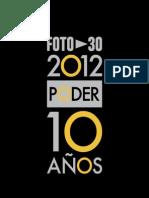 Comunicado General Foto30 2012