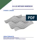 Introduccion a Los Metodos Numericos Con Derive 6