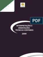 Livro - Interpretação e Orientações Técnicas 2009