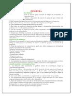 Ficha de Normas de Segurida Fresadora