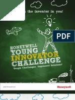Honeywell Young Innovator_Brochure