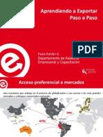 Exportando Paso a Paso Huancayo 1era. Parte