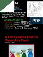 Why Art High