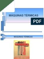MÁQUINAS TÉRMICAS AULA 5
