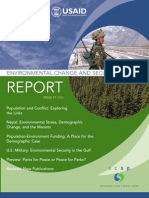 Environmental Change and Security Program Report 11