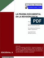 Boletin Fiscal de Agosto 2012