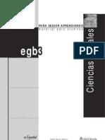 Material Para Seguir Aprendiendo. Ciencias Sociales. EGB 3