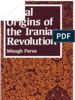 Social Origins of the Iranian Revolution
