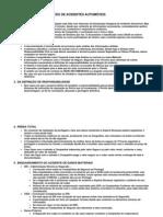 Manual de Regularização de Sinistros