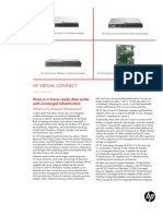 HP Virtual Connect Family Datasheet