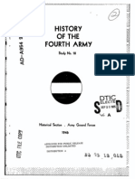 WWII 4th Army History
