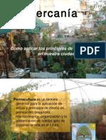 Cómo aplicar los principios de Permacultura en nuestra ciudad