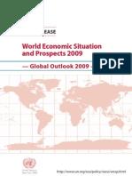 UN 2009 Global Financial Outlook