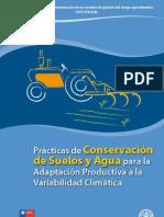Prácticas De Conservación De Suelos Y Agua Para la adaptacion productiva a la variabilidad climatica