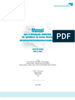 Manual para la Investigación Colaborativa con Agricultores de Escasos Recursos