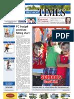 September 7, 2012 Strathmore Times