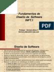 Fundamentos de Diseño de Software