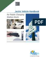Plug in EV Handbook for Public Charging Station Hosts