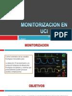 Monitorizacion en Uci Diana Quintero Clinica Davila 2012