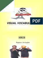Visual Vocab 1