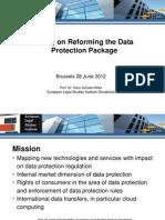Reforming Telecom Data Protection