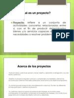 Apuntes para la elaboración de proyectos