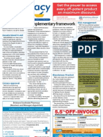 Pharmacy Daily for Thu 06 Sep 2012 - Complementary framework, Biosciences precinct, Linzess approval, Aged care and much more...