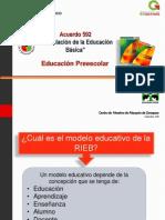 acuerdo592educacionpreescolar-120209185328-phpapp01