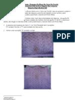 62) PARTE FRENTE-Blusa Em 2 Fios Linha Industrial 2..28-Esquema Com Carro de Croche