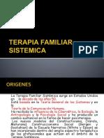 Terapia Familia Sistemica